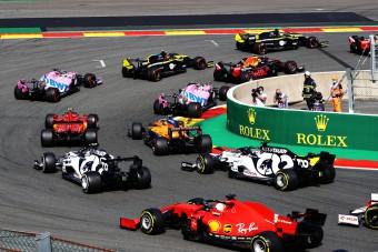 F1: Gyorsulni látszik a Ferrari összeomlása