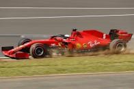F1: Nem oldódtak meg Vettel problémái 3