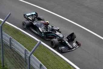 F1: Ezért durrantak el a gumik a Brit Nagydíjon