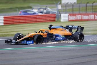 F1: Módosítják a pályát a defektek miatt
