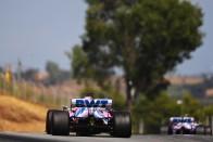 """F1: """"Tisztességtelen"""" büntetést adtak a pilótának 2"""