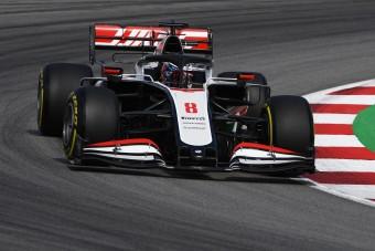 F1: Nem érti Grosjean, mitől gyorsult be a Haas