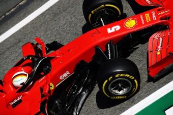 F1: Nem oldódtak meg Vettel problémái