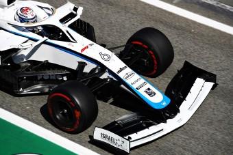 F1: Megnyugtatta a tulajdonoscsere a Williams-pilótákat