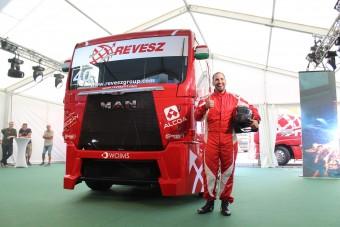 Győzelemmel kezdett a kamion-Eb-n Kiss Norbert