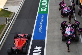 F1: A Ferrari is visszavonulót fújt a másolási ügyben