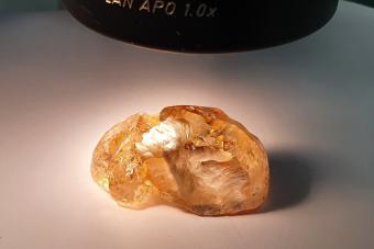Óriási gyémántot találtak Oroszországban