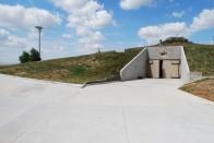 Rakétasilóból építettek bunkerotthont 5