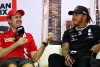 F1: Hamilton pontosan Schumacher ellentéte 1