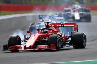 F1: Vettel nem találja a közös hangot a Ferrarival