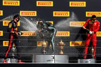 F1: Minden futam után lesz Ferrari a dobogón