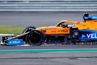 F1: Sokba került a McLarennek a defekt