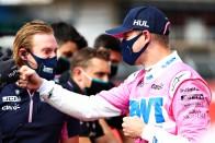 Az F1-es helyettes mellett kampányol Verstappen 2