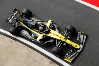 Átnevezhetik a Renault Forma-1-es csapatát