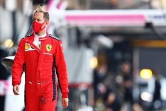 F1: Vettel nagyon kényes helyzetben