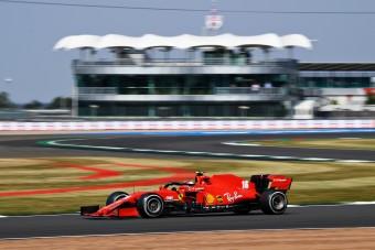 F1: Már a 4. hely is felér egy győzelemmel a Ferrarinál