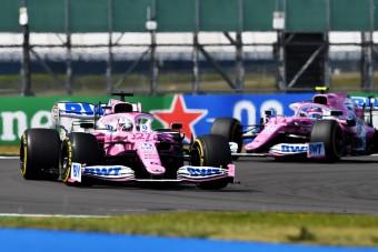 F1: Defektveszély tette tönkre a rózsaszín álmot