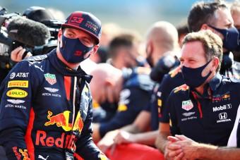 """Red Bull: """"Egész gyors nagyija lehet Verstappennek"""""""