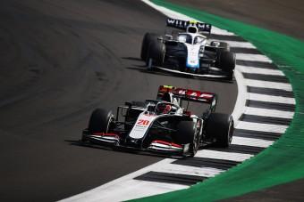 F1: Hihetetlen ok miatt adta fel a futamot a Haas