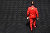 F1: Vettel hosszú időre elhagyta a családját 1