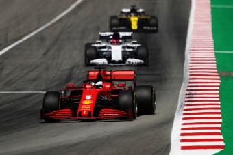 Vettel: Kockáztattunk, de nem ez volt a terv