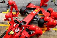 F1: Leclerc megszegte az autósport alapszabályát 1