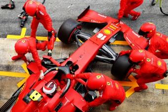 Leclerc: Még messze vagyunk a célunktól