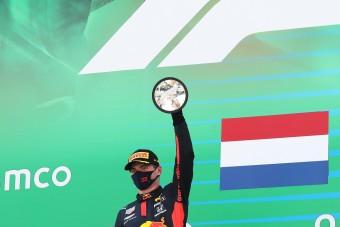F1: Ezért rivallt rá mérnökére Verstappen