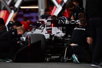 Átszervezik a Mercedes Forma-1-es csapatát