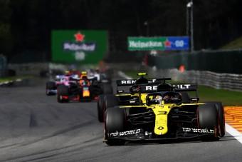 F1: Ricciardo még nem tett le a fogadásról