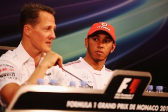 F1: Ezért tartja többre Hamiltont Schumachernél a világbajnok