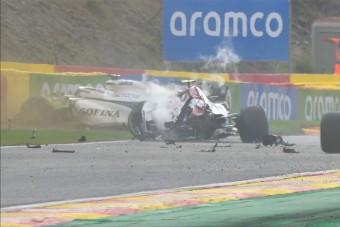 F1: Ismét köszönetet mondtak a glóriának