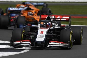 F1: Grosjean veszélyes volt, elbeszélgetnek vele