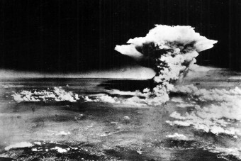 75 éve dobták le az első atombombát