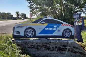 Álrendőrök segítik a magyar rendőrök munkáját