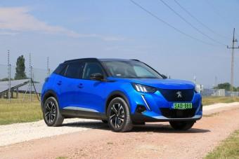 Peugeot e-2008: Jól áll neki a villanymotor