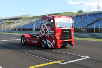 Nálunk startol el a kamion-Európa-bajnokság