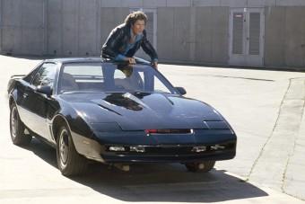 Hollywood feltámasztja a Knight Ridert