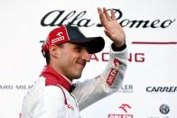 Kubica talán utoljára ül F1-es autóba 1