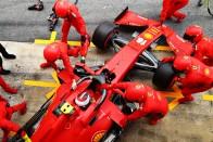 F1: Kifütyülnék a Ferrarit Monzában? 1