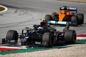 F1: A Mercedes elszúrta, új pilótát választ a McLaren