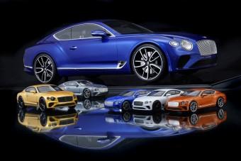 Milliókért adják a Bentley egyedi modellautóit
