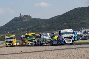 Jövő héten kezdődik a Kamion Európa-bajnokság