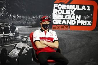 Räikkönen: Eljön a pillanat, amikor inkább otthon maradnék