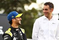 F1: Ricciardo még nem tett le a fogadásról 2