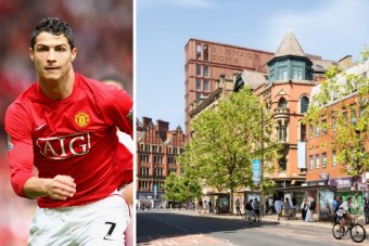 Visszatér Manchesterbe Cristiano Ronaldo