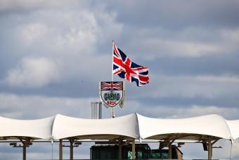 F1: Tüntetők próbálták megzavarni a Brit Nagydíjat