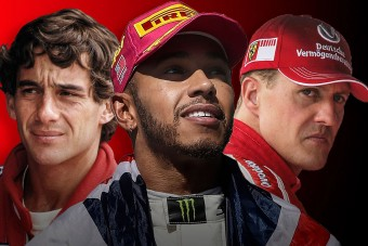 Kiszámolták: ő minden idők leggyorsabb F1-pilótája
