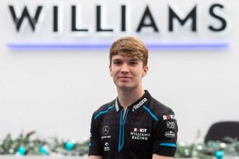 F1: Koronavírus-fertőzött lehet a Williams-pilóta