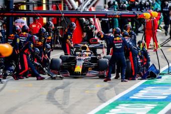 F1: 50 vágást találtak Verstappen gumiján